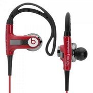 Beats PowerBeats Sport красные